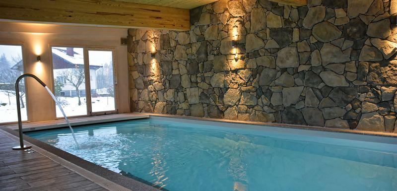 hotel piscine intérieur dans les Vosges